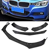 Kyostar 3PC Universal Front Bumper Lip Body Kit