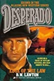 img - for Edge of the Law (Desperado, Book 2) book / textbook / text book