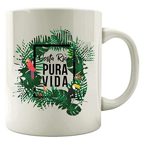 Funny Toucan - Costa Rica Tropical Bird - Ramphastidae Humor - Mug