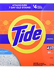 Tide HE Turbo Powder Laundry Detergent with Acti-Life