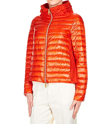 Pi0927d120175300 Plumífero Naranja Poliamida Mujer Herno f5Zw00