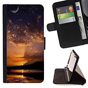 King Case - FOR HTC DESIRE 816 - true valor is foun - Prima caja de la PU billetera de cuero con ranuras para tarjetas, efectivo Compartimiento desmontable y correa para la mu?eca