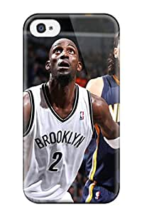 Pamela Sarich's Shop brooklyn nets nba basketball (41) NBA Sports & Colleges colorful iPhone 4/4s cases