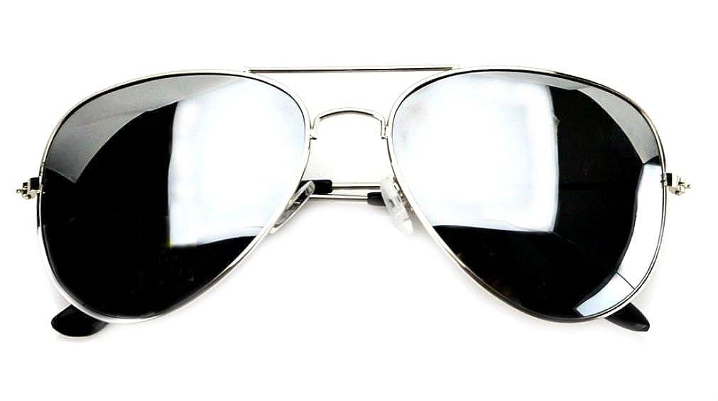 Amazon.com: WebDeals - Gafas de sol con marco de metal y ...