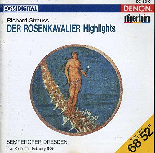 (Richard Strauss: Der Rosenkavalier (Highlights) - Hans Vonk, Staatskapelle Dresen)