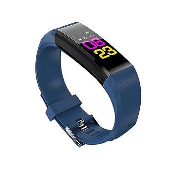 SoloKing Pulsera Actividad, Impermeable Pulsera Reloj con ...
