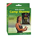 Coghlan's Solar Heated Camp Shower, 5-Gallon,...