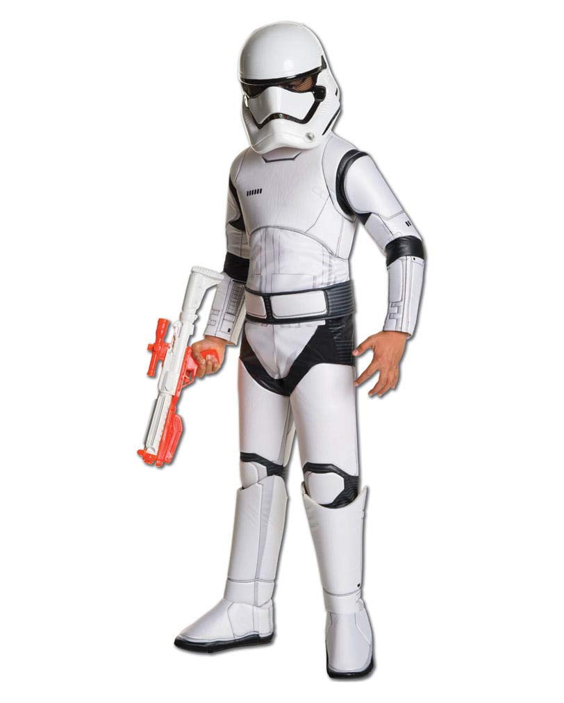 Horror-Shop Traje súper DLX Stormtrooper L: Amazon.es ...