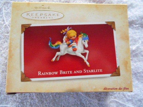 (Hallmark 2004 Rainbow Brite and Starlite - QXI8681)