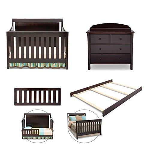 Black Cribs For Babies Black Crib Sets