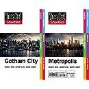 Time Out Shortlist Gotham and Metropolis: (Superman vs Batman edition)