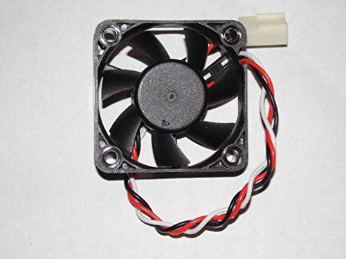 PLA04010S12M-1 12V 0.08A 3Wire Cooling Fan by General (Image #1)