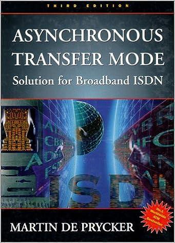Asynchronous Transfer Mode: 9780133421712: Books - Amazon ca