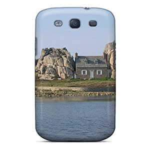Ultra Slim Fit Hard R. Steven Case Cover Specially Made For Galaxy S3- Alone