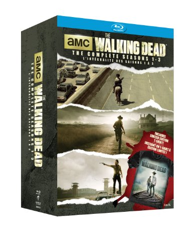 The Walking Dead: Seasons 1-3 - Limited Edition Box for sale  Delivered anywhere in Canada