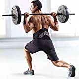 "Gold's Gym Contoured Weight Belt for Weightlifting - S/M 24"" - 34"" Waist NIP"