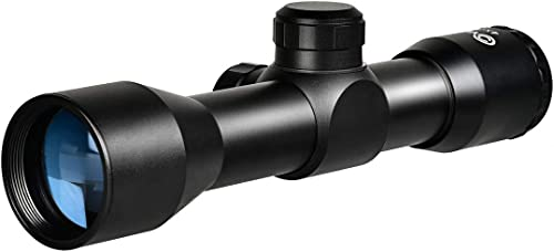 CVLIFE 4x32 Compact Rifle Scope Crosshair Optics Hunting Gun Scope