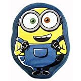 Official New Despicable Me Minion Shaped Printed Cushion Pillow