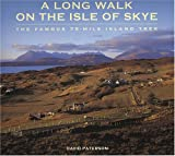 Front cover for the book A Long Walk on the Isle of Skye by David Paterson