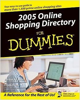 Online shop directory