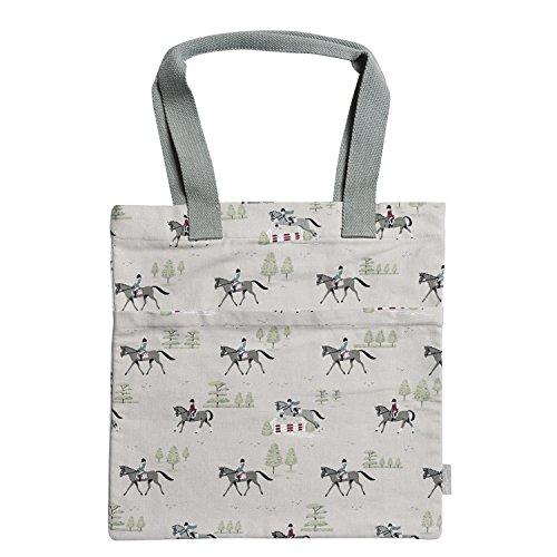 Sophie Allport Book bag–Horses design