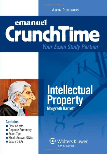 CrunchTime: Intellectual Property