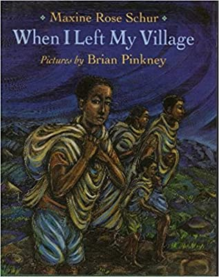 Cover Art for When I Left My Village