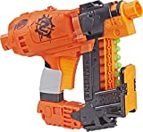 Toys : Nailbiter Nerf Zombie Strike Toy Blaster - 8 Official Nerf Zombie Strike Elite Darts, 8-Dart Indexing Clip - Survival System - For Kids, Teens, Adults