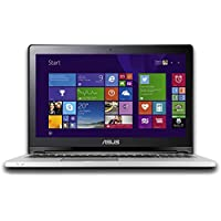 ASUS TP500LA-DS71T Flip Transformer Book 15.6 i7-5500U 8GB 1TB HDD 2-in-1 Convertible Windows 8.1 Touchscreen Laptop Computer