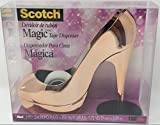 Scotch High Heel Shoe Dispenser with Magic Tape, 3/4 x 350 Inches, C30-SHOE-RG, Rose Gold