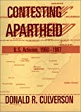 Contesting Apartheid, Donald Culverson, 0813366690