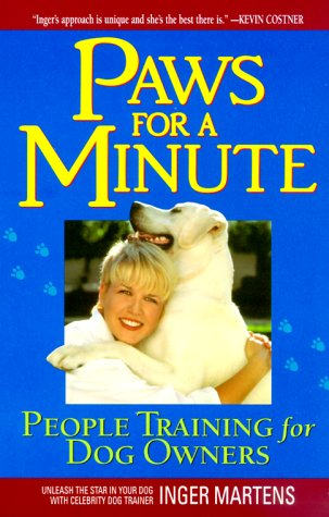Download Paws for a Minute: People Training for Dog Owners pdf epub