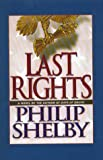 Last Rights, Philip Shelby, 0786209496