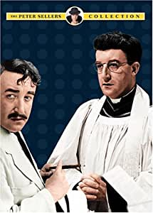 Peter Sellers Collection (I'm All Right Jack/Heavens Above!/Hoffman/Two-Way Stretch/The Smallest Show on Earth/Carlton-Browne of the F.O.)