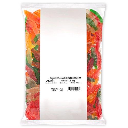 5 lb bag sugar free gummy bears - 4