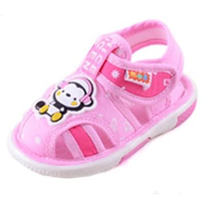 Bébé Sandales, Chaussures pour bébé, doux Fond antidérapant 0–3ans Vieux E