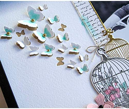 butterfly Metal Cutting Dies Stencil Scrapbooking Paper Card Embossing CraftDD