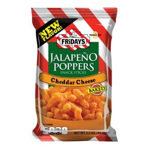 TGI Fridays Jalapeno Popper Sticks 225 Ounce  6 per case