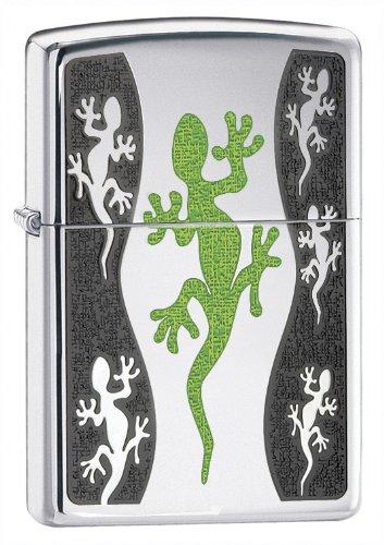 Zippo Green Lizard - 1