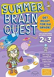 Summer Brain Quest: Between Grades 2 &am