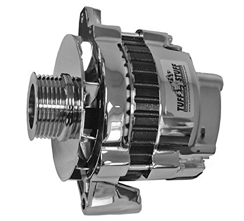TUFF-STUFF 7935FP6G GM alternator KoolCharger 160 amp polished 1-wir