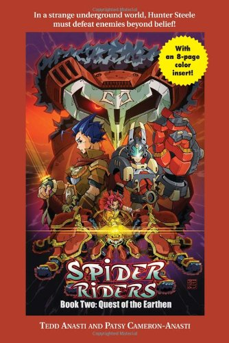 Spider Riders: Book Two: Quest of the Earthen
