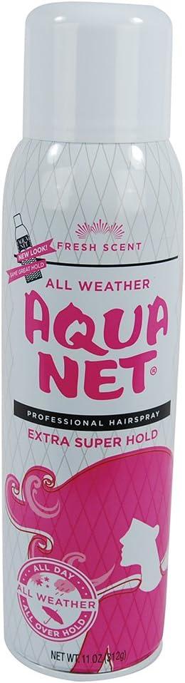 Aqua Net Hair Spray Diversion Safe Hidden Home Security Stash Jewelry Valuables
