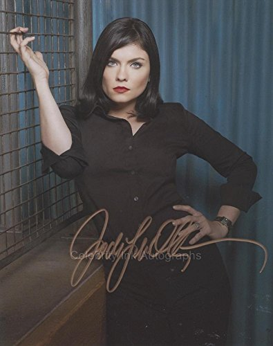 Jodi Lyn Okeefe As Gretchen Morgan Prison Break Genuine Autograph At Amazons Entertainment Collectibles Store