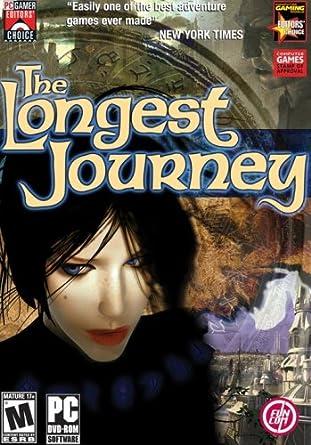 amazon the longest journey 輸入版 アクション ゲーム