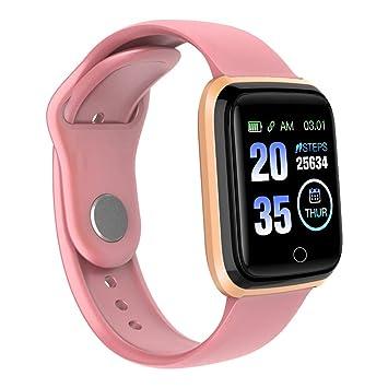 Glowjoy Smartwatch Fitness Reloj de Pulsera Fitness Tracker ...