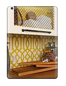 For NwehCUH11172csTfo Green Trellis Laundry Room Countertop Protective Case Cover Skin/ipad Air Case Cover wangjiang maoyi