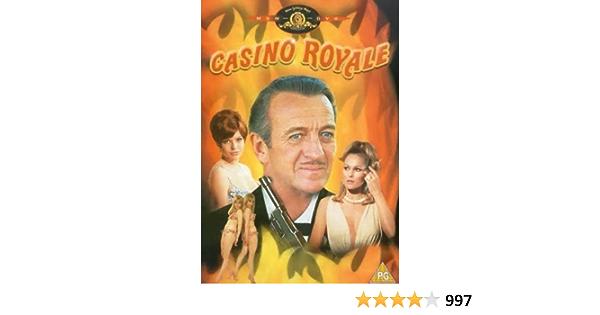 Casino Royale [DVD] [1967] by David Niven: Amazon.es: David ...