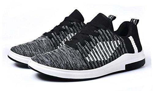Freizetschuhe Mode FY Bißchen Sneaker Schuhe Ein Schwarz Cool Casual Herren Segeltuch 0vYxYUq