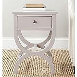 Cheap Safavieh American Homes Collection Maxine Quartz Grey Accent Table